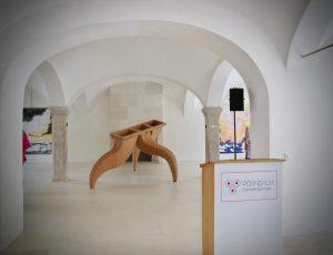 Thomas Breitenfeld, Skulptur Holz, Akademie München, Pörnbach Contemporary