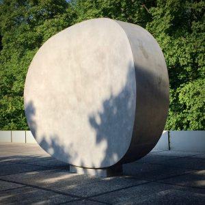 Skulptur, Rupprecht Geiger, München