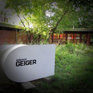 Archiv Geiger, Kunst-Ausflug, München